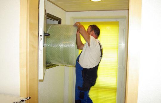 Der Haase-Kellertank kann in jedem Keller eingebaut werden
