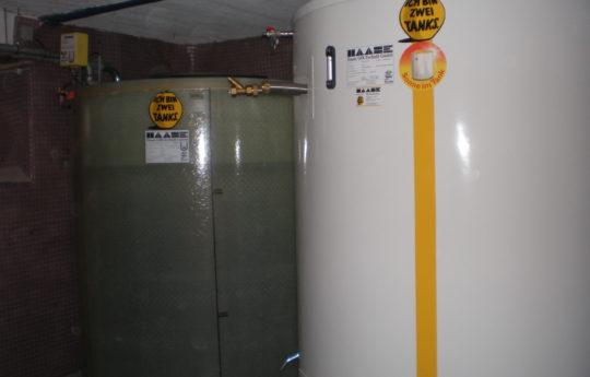 Hybridlösung aus Öltank und Wärmespeicher