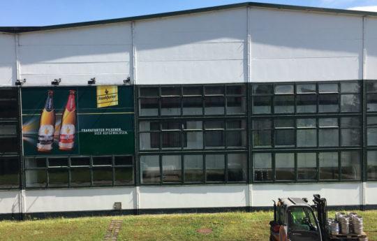 Die Frankfurter Brauhaus GmbH setzt auf einen Öl- und Fettabscheider von Haase.