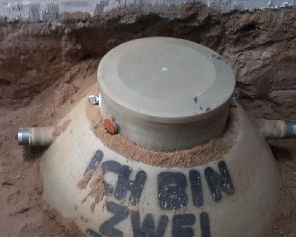 Die GFK-Abscheider sind im Gegensatz zu den Produkten aus Beton ohne weitere Beschichtung korrosionsfrei und dauerhaft dicht.