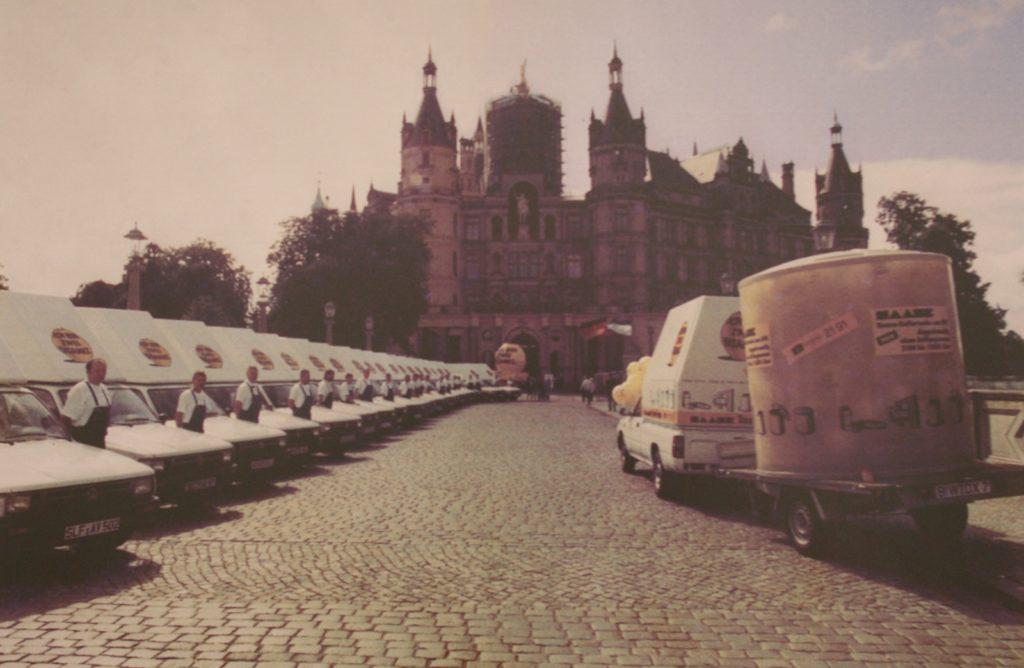 In Deutschland und dem europäischen Ausland sind von Haase geschulte Partner unterwegs.