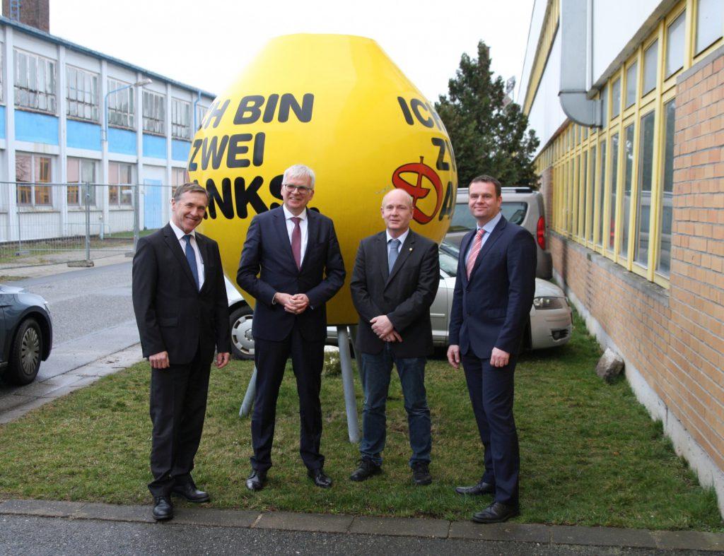 Hartmut Vorjohann bei Haase Tank GmbH